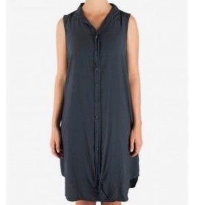 CP Shades Silk /Cotton Mara Tunic Shirt Dress